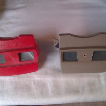 View-Master slide Viewers