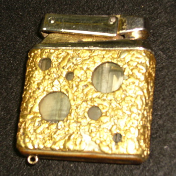 One of a Kind, Antique Kreisler Butane lighter - Tobacciana
