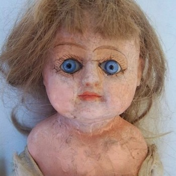 Another Scary doll for the collection