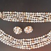 Vogue Vintage Necklace, Bracelet & Earring Set