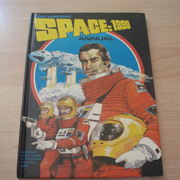 Space 1999 Annual 1977