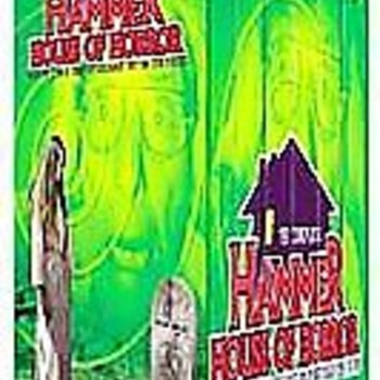 HAMMER HOUSE OF HORROR,,  1950s- 1980s 13 Short Movies(England) - Movies