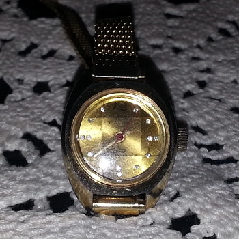 BOLIVIA ELECTRA WOMAN WATCH