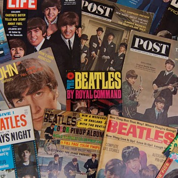 Beatles Magazines - 1964
