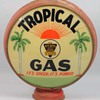 Tropical Gas Globe