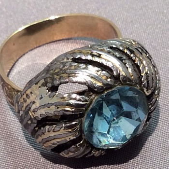 Antique ring ? - Costume Jewelry