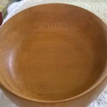 Wooden Bowl - Kitchen
