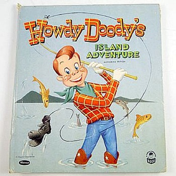 Do You Remember Howdy Doody & Clarabell?