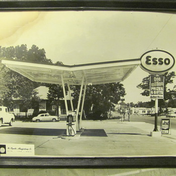 various oil co. station canopy designs