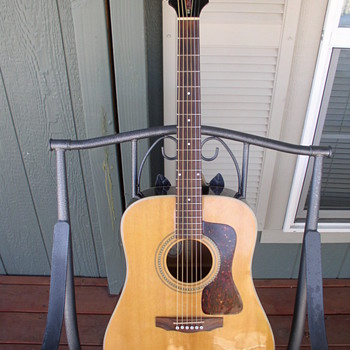 1996 Guild DV6 - Guitars
