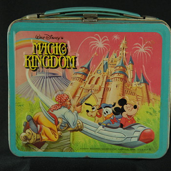 Disneyland Lunch Box  - Kitchen