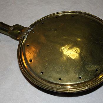 Brass Bedwarmer