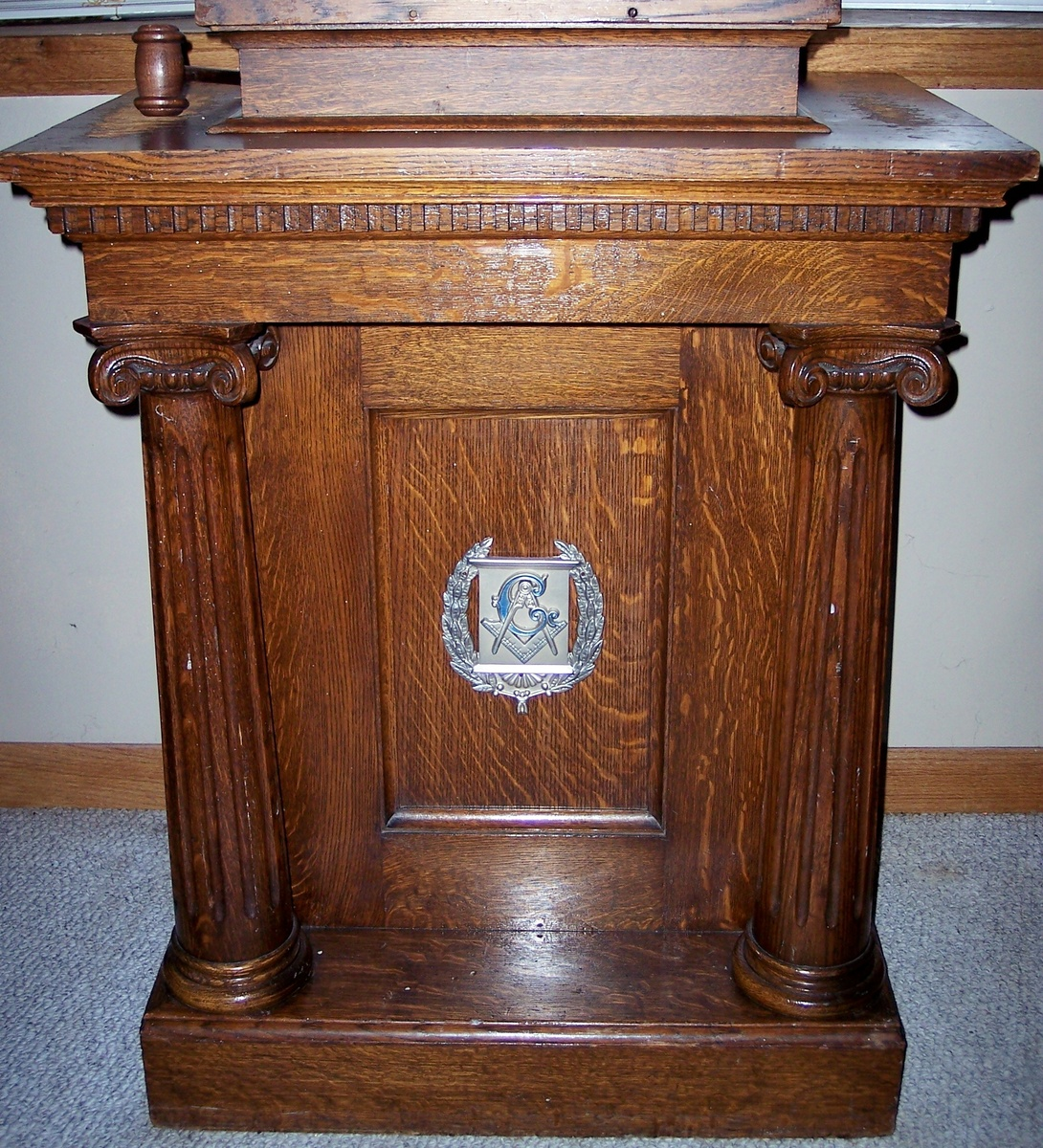 Masonic Lodge Furniture