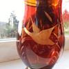 Etched Vase - ?