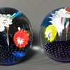 Fratelli Toso ~ Trumpet Flower Paperweight ~ #2