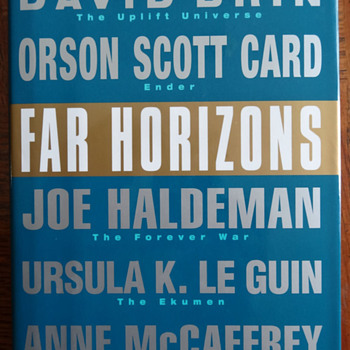 Far Horizons: All New Tales from the Greatest Worlds of Science Fiction - Books