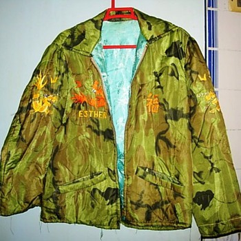 Viet-Nam Souvenir Jacket - Military and Wartime