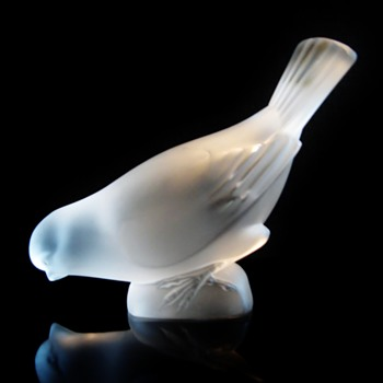 THANKYOU EYE4BEAUTY!!! LALIQUE-FRANCE - Art Glass