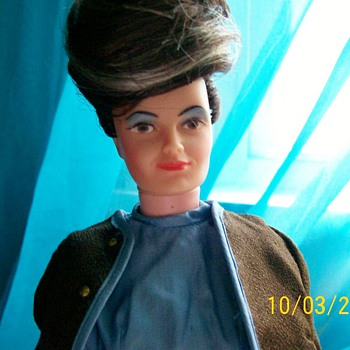 Oh Remember the Bee Hive hair do ! I had one once :-  - Dolls