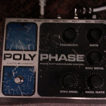 Original Electro Harmonix PolyPhase - Guitars