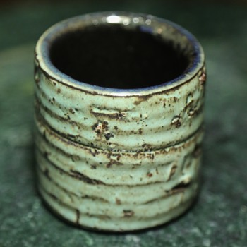 Beautiful Sake Cup - Asian