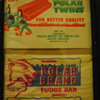 Late 40's/Early 50's Vintage Ice Cream Packaging
