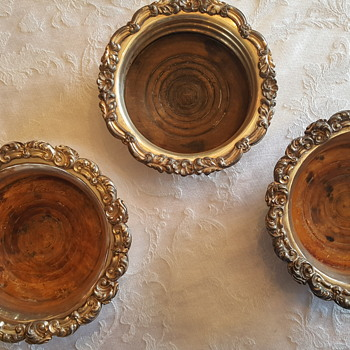 Antique Ashtrays- 3