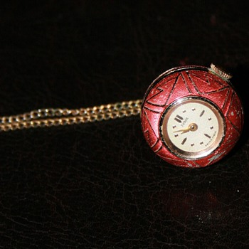 Watch Fob from 1940's (?)... - Pocket Watches