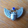 Scarab Beetle Pendant