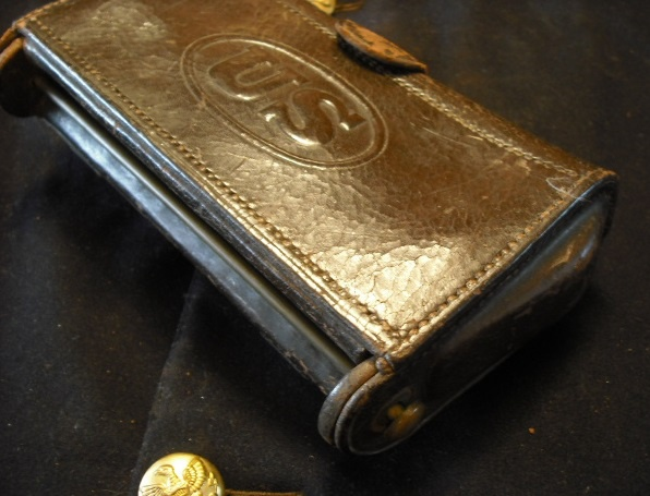US Model 1876 McKeever Cartridge Box | Collectors Weekly