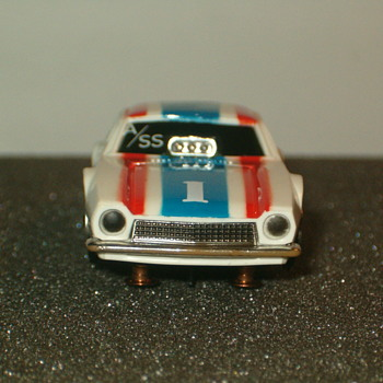 1/64TH TYCO PRO II SUPER PINTO SLOT CAR