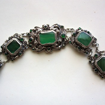 Antique bracelet - Fine Jewelry