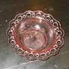 Depression Glass Anchor Hocking Old Colony Bowl