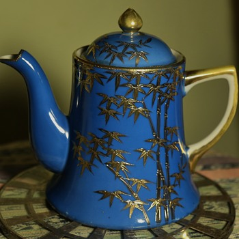 Shofu Japanese Teapot and Covered Urn?
