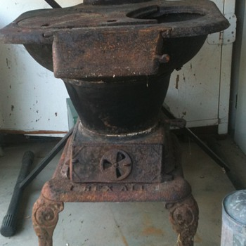 Rexall No 8 Stove.....what was this type of stove&#039;s original purpose?