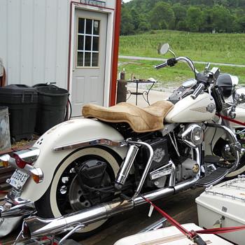 84 flhx - Motorcycles
