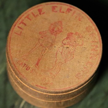 Little Elfin Spinners - 1890s - Toys