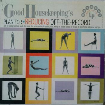 RECORDS - GETTIN' FIT