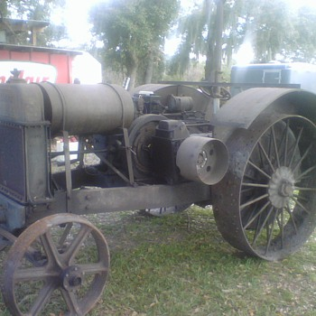 1927 Hart Parr 18-36