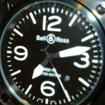 Bell and Ross BR01 - Wristwatches