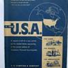 Vintage U.S.A book.