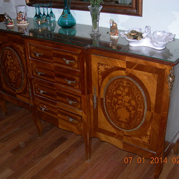 Can you help with this Dining Room Furniture ID?   - Furniture
