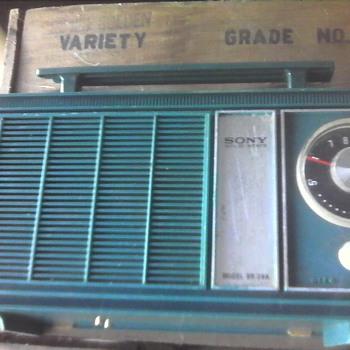 Sony Transistor Radio - Radios