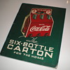 1937 Six-Bottle Carton Coca-Cola Advertising Manual
