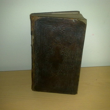 Dutch and English dual language Bible New Testament Published 1865
