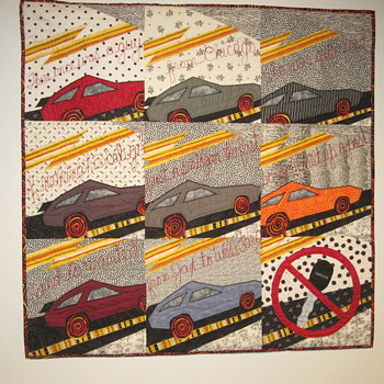 Alzheimers Art Quilts at the Shelburne Museum - Folk Art
