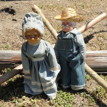 Dish Soap Bottle Dolls - Dolls