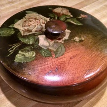 My Cherished Heirloom Wooden Bowl