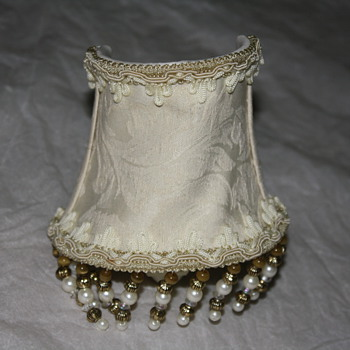 """Victorian"" Lampshade Nightlight"