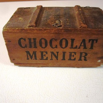 Vintage Chocolate Box - Kitchen